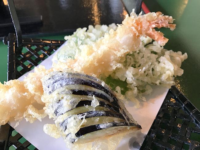 四季紙天ぷら