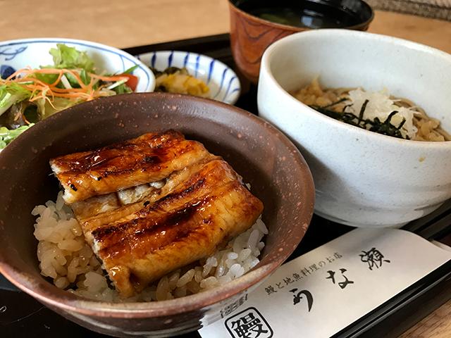 うな瀬(うなせ)東伊豆・熱川・白田おすすめランチメニュー4選