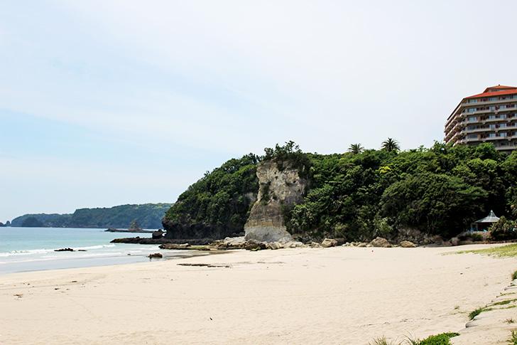 多々戸浜海水浴場【伊豆下田】サーファーに人気のビーチ