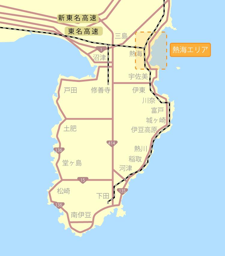 熱海の人気グルメとおすすめ観光スポット|伊豆ご当地サイト