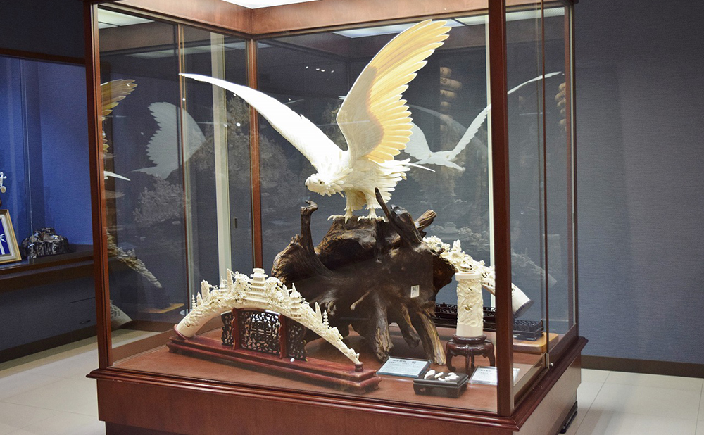 象牙と石の彫刻美術館