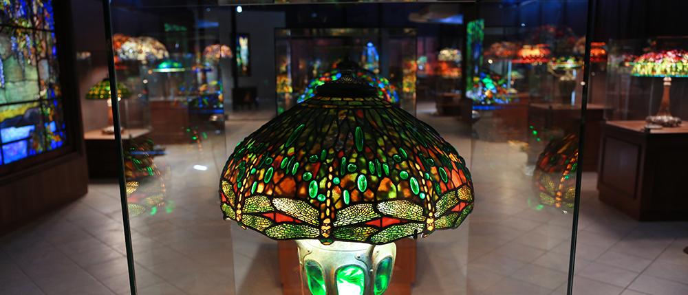 ニューヨークランプミュージアム&フラワーガーデン