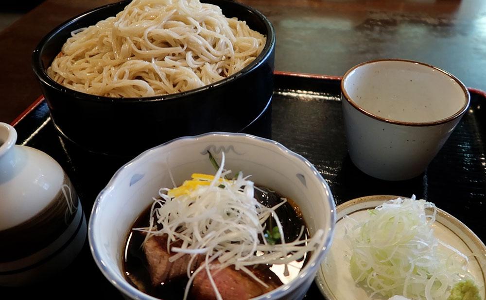 薮 やぶ(下田駅から徒歩5分の蕎麦屋)ご当地サイト-伊豆グルメ観光