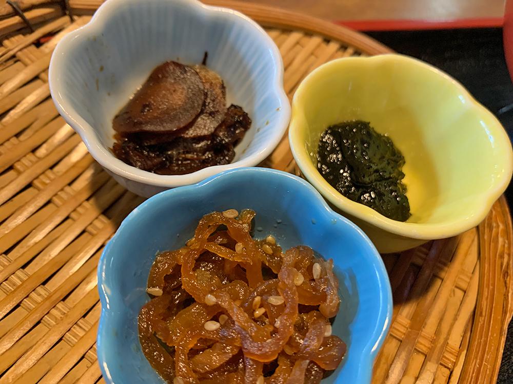 南伊豆 おか田 金目鯛の煮付け定食 伊豆三味